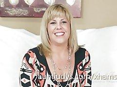 Kayla larson intervju (sa nekim bonus masturbacija)